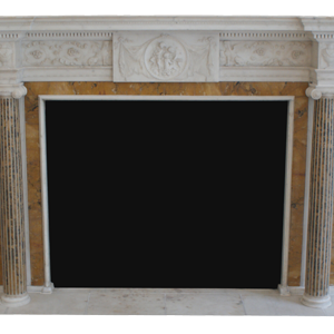 Georgian Fireplaces