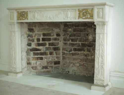 Restoration of Various Marble Surrounds