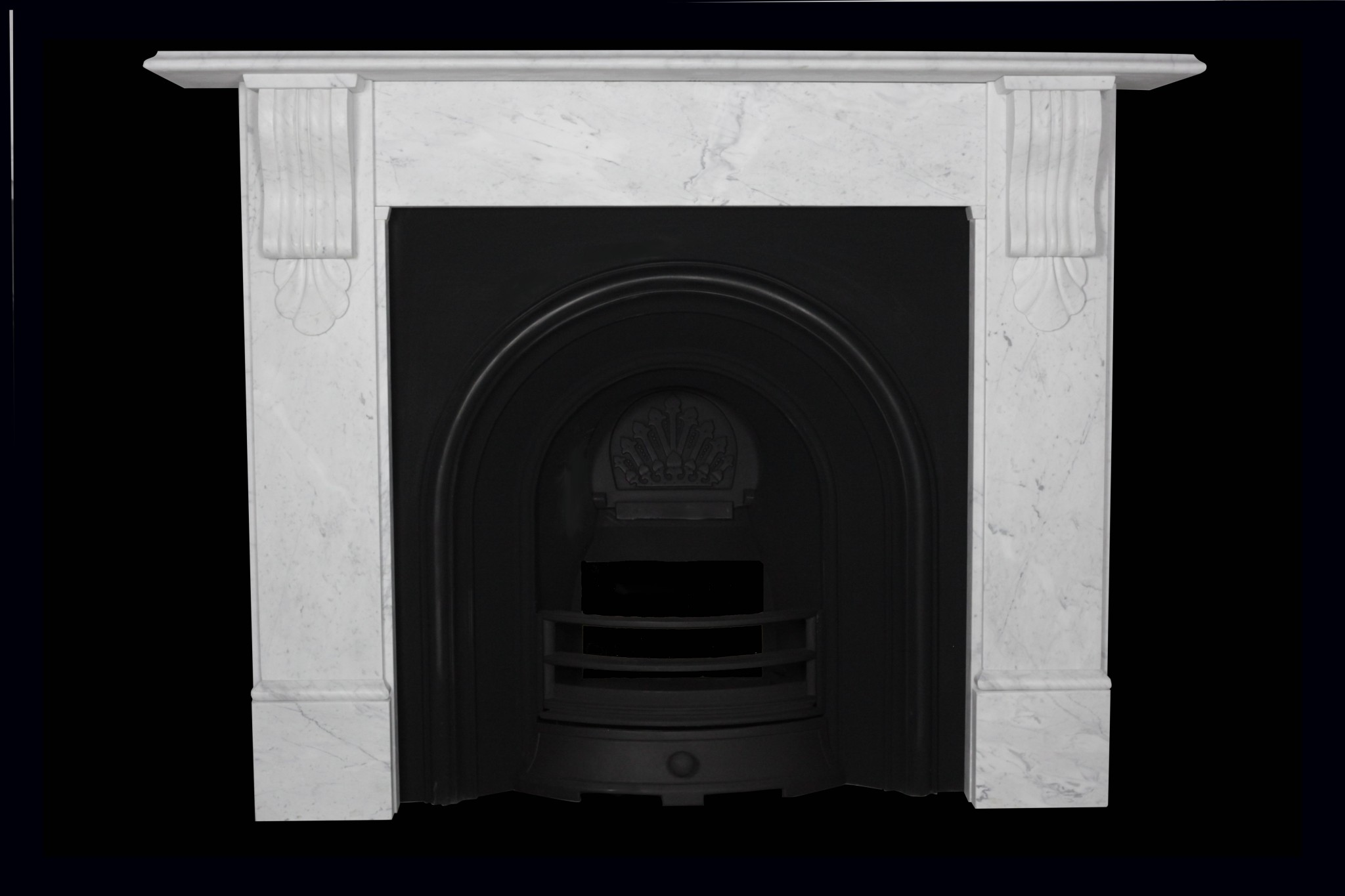 Reproduction marble surround fireplace restoration Victorian fireplace restoration
