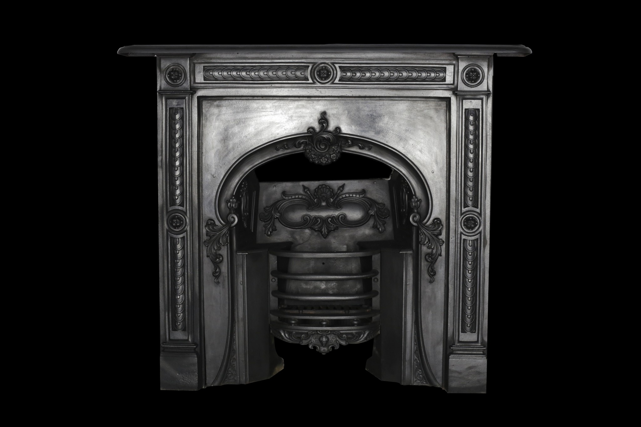 Regency Cast Iron Fireplace Fireplace Restoration