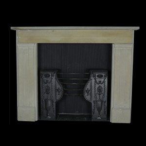 Georgian Sandstone Fireplace Surround
