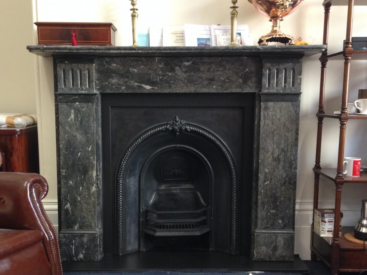 Portfolio Archive Fireplace Restoration: victorian fireplace restoration