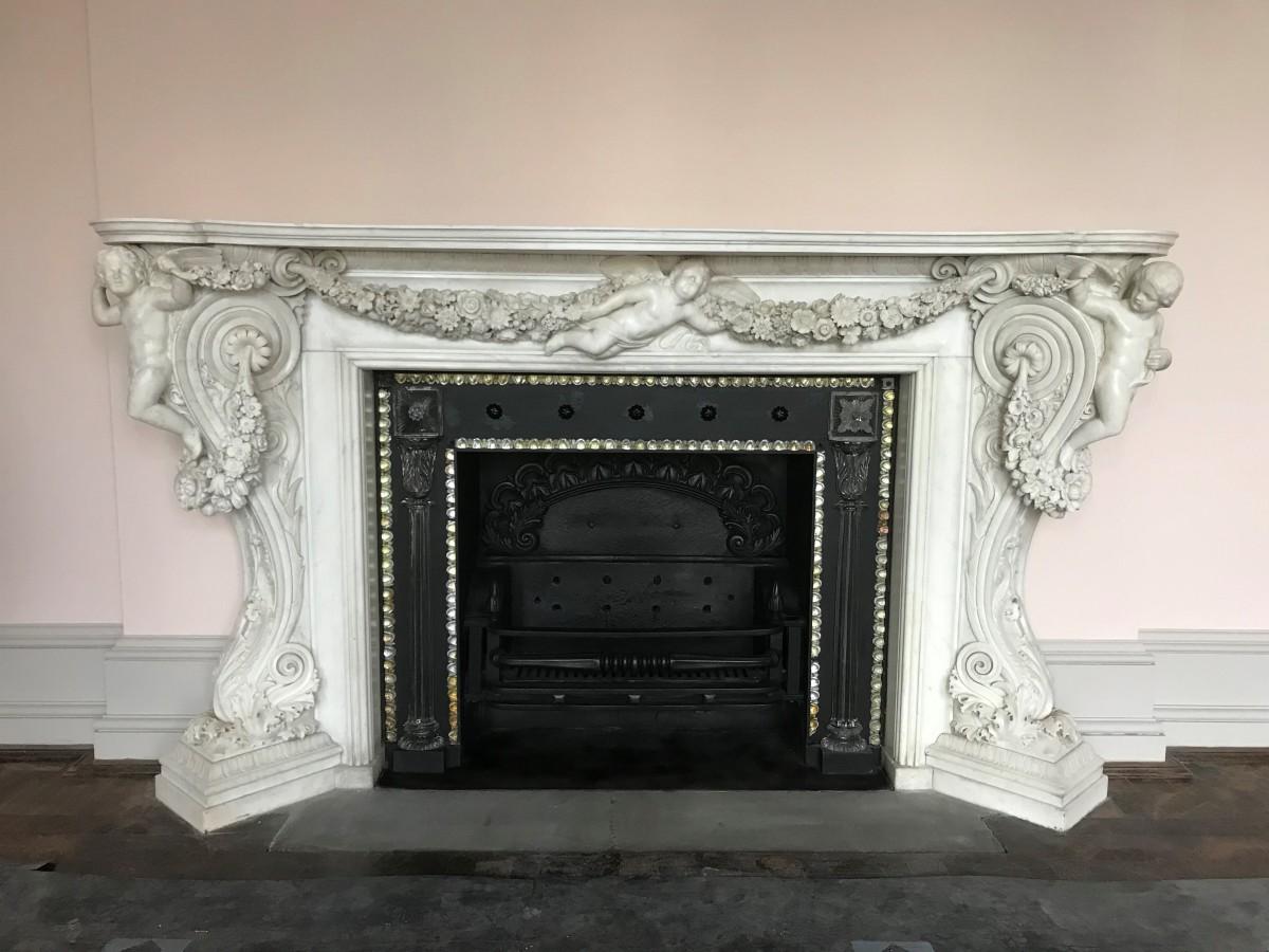 Gunnesbury Park Fireplace Restoration
