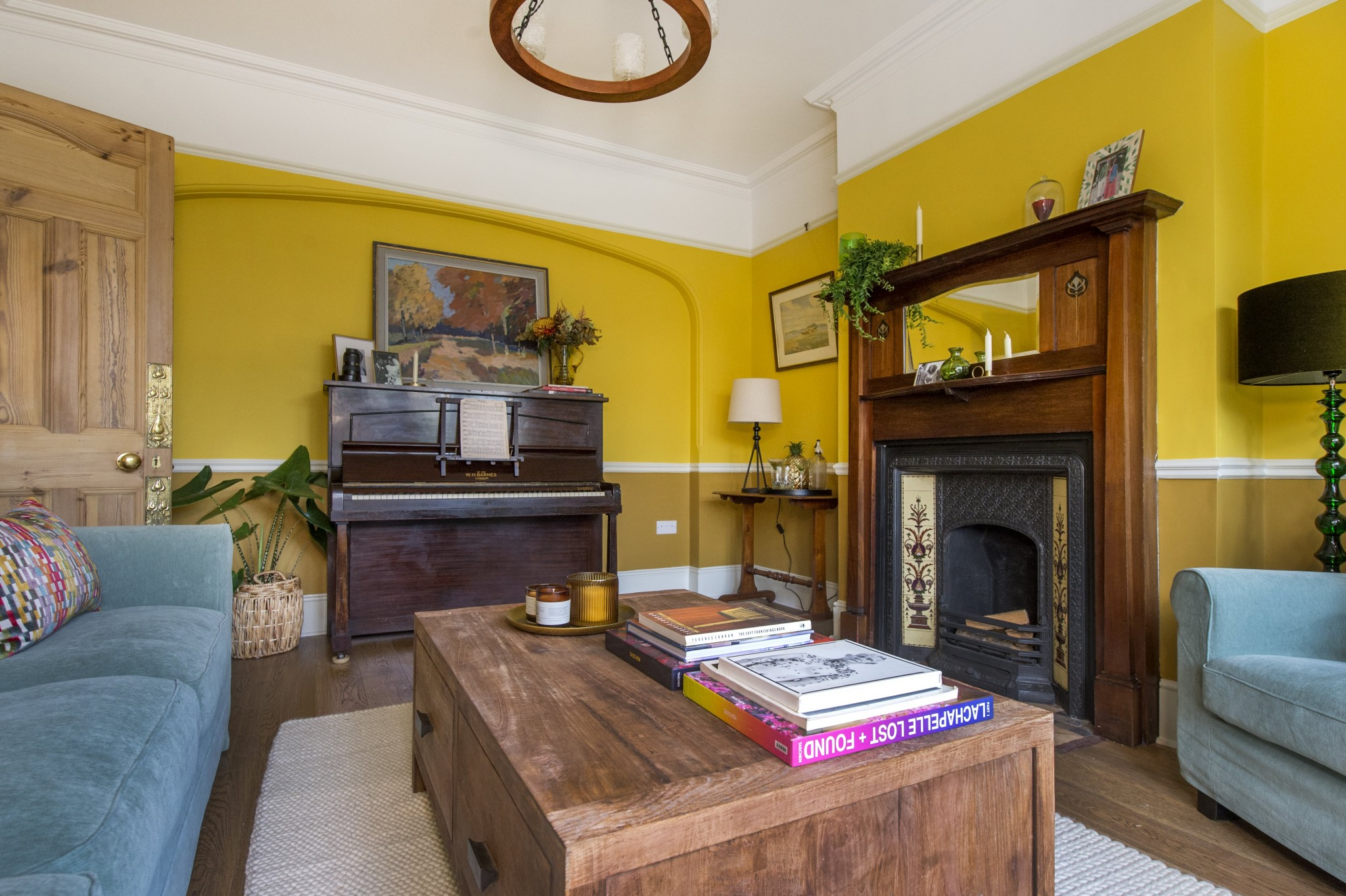 """Channel 4 on """"George Clarke's Old House, New Home"""" Fireplace Restoration"""